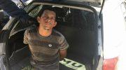 Jovem é preso pela ROMU por furtar telhas no centro de Maceió