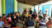 Sindguarda se reúne com Guardas Municipais de Cajueiro
