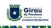 GCM de Girau do Ponciano: através do Sindguarda, reajuste salarial é aprovado na Câmara de Vereadores