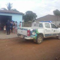 Vizinhos encontram homem morto e acionam GM's de Girau do Ponciano