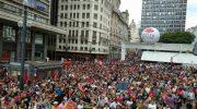 Povo na rua, Congresso recua e suspende reforma da Previdência