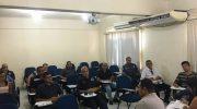 Sindguarda participa de reunião sobre cursos disponíveis pela Senasp