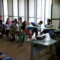 Projeto Guarda Faz Escola recebe sensibilização turística