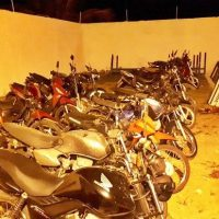 Operação conjunta com a GM de Delmiro Gouveia apreende 32 motocicletas