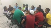 Sindguarda na luta por melhores condições de trabalho e salário em Cajueiro