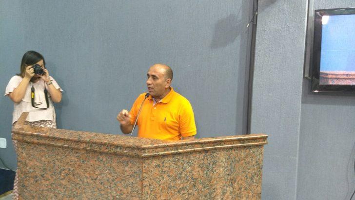 Presidente do Sindguarda fala em audiência pública na Câmara de Maceió