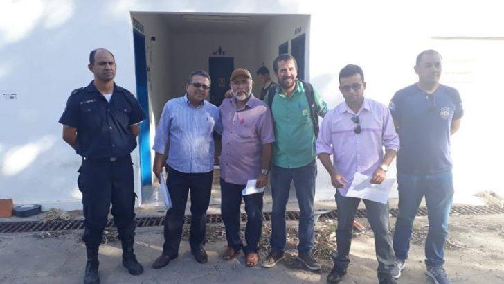 Guarda Municipal de Delmiro Gouveia ganha novo prédio para sede