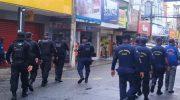 Sindguarda denuncia seguranças privados fazendo papel de guardas no Centro de Maceió