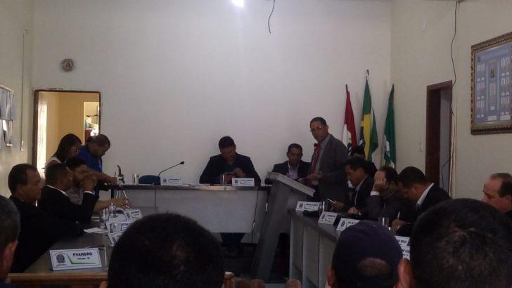 Projeto de Lei sobre reformulação da Guarda Municipal de São José da Tapera é aprovado