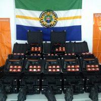 Curso traz novidades tecnológicas para GMs sobre armas de eletrochoque