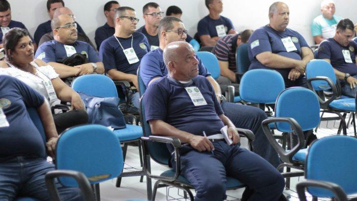 Aprendizado: Aulas da disciplina Violência e Insegurança/Segurança Pública são ministradas á GM's de Maceió