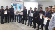 Conquista: Após projeto apresentado pelo Sindguarda, GM's de Pilar recebem carteiras funcionais