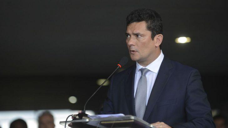 Sérgio Moro assume como novo Ministro da Justiça e Segurança Pública