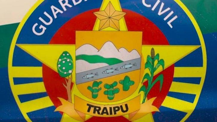 GCM de Traipú dá apoio durante prisão de idoso acusado de estupro