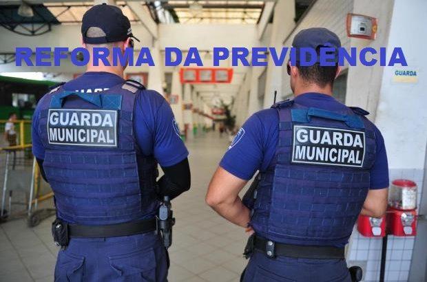 BOLSONARO NÃO RECONHECE ATIVIDADE POLICIAL EXERCIDA PELOS GUARDAS MUNICIPAIS