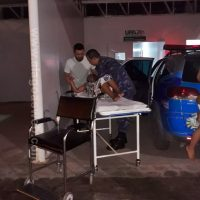 GCM presta socorro á vítimas de incêndio em São Miguel dos Campos
