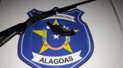 Homem acusado de agredir esposa e enteada é detido pela GCM de Girau do Ponciano