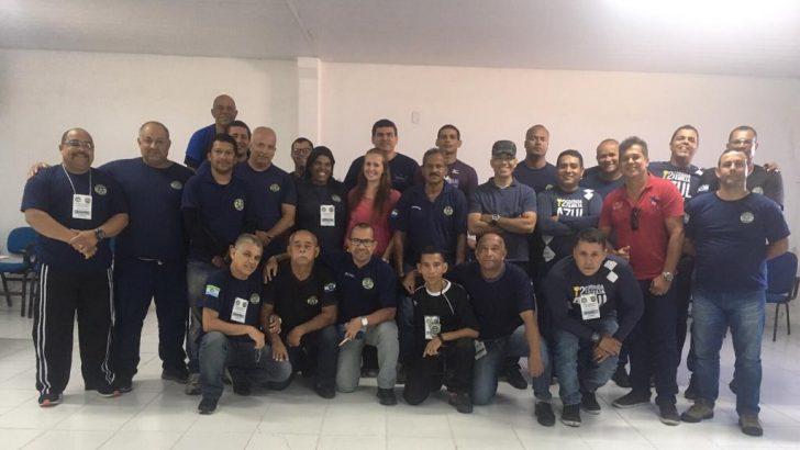Guardas municipais recebem aulas sobre apropriação do espaço público