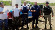 Eletrodomésticos roubados são recuperados pela Guarda Municipal e PM de Traipú
