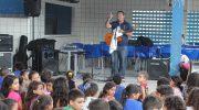 Guarda Faz Escola realiza ação na Escola Denisson Menezes