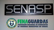 FENAGUARDAS reune-se com representantes da SENASP