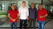 SINDGUARDA-AL se reúne com Deputado Marx Beltrão para tratar sobre regime especial da Previdência