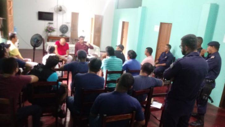 Sindguarda-AL se reúne em assembléia com GCM's de São Miguel dos Campos