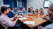 Entidades sindicais se reúnem com Secretário Municipal de Gestão de Maceió