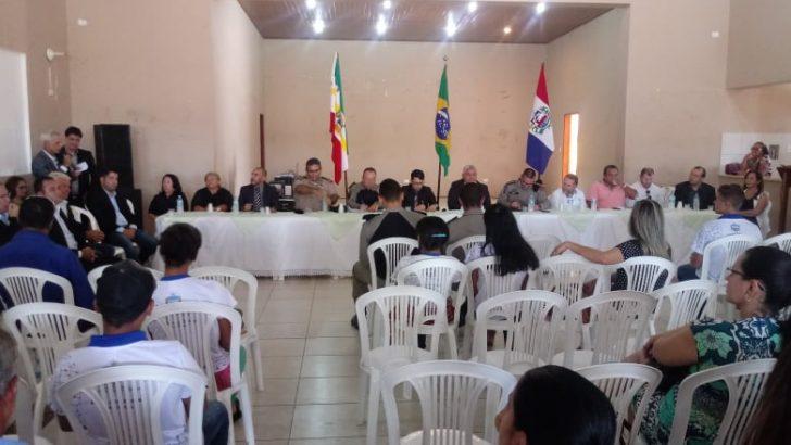 SINDGUARDA-AL participa de Audiência Pública em Batalha sobre Segurança Pública nas escolas