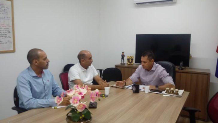 Sindguarda-AL se reúne com secretário de Segurança Comunitária e Convívio Social