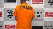 Acusado de matar guarda municipal de Olho D´Água do Casado é detido em Curitiba
