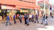 Com apoio da GMM, Prefeitura reforça ações de ordenamento no Centro de Maceió