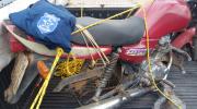 Motocicleta roubada é recuperada pela GCM de Girau do Ponciano