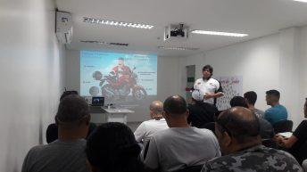 Guardas Municipais de Maceió participam de Curso de Pilotagem em motocicletas