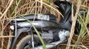 ROMU de São Miguel dos Campos recupera moto roubada em posto de saúde
