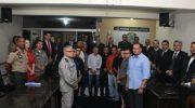 Em parceria com a GCM, MP-AL empossa Conselheiros Municipais de Segurança Pública de São José da Laje e Ibateguara