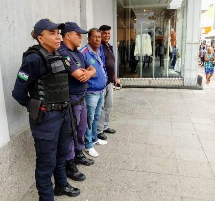 GM de Maceió participa da operação de reordenamento do Centro