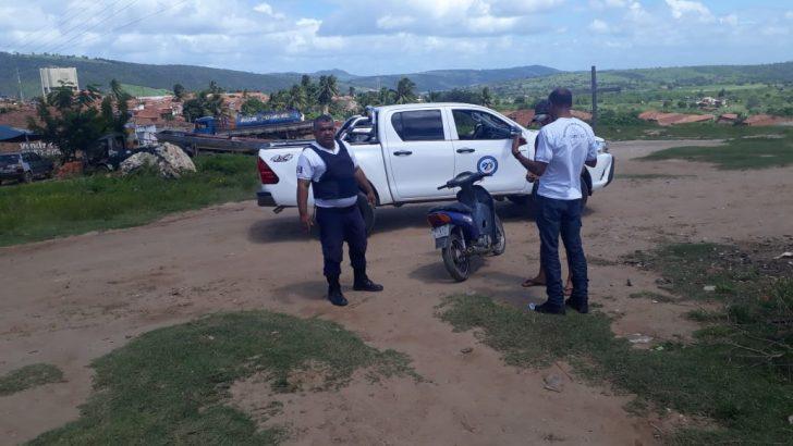Secretaria Municipal de Segurança de Traipu intensifica Ronda Rural Comunitária