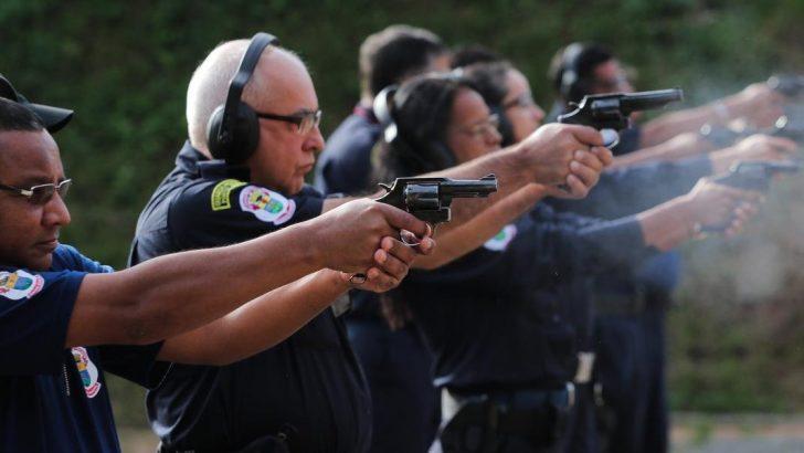 Câmara vota sobre armamento da Guarda Municipal do Rio em 27 de novembro