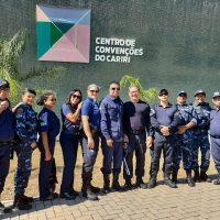 Guardas Municipais de Maceió e do interior prestigiam o 4° ENNEGUAM