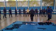 Sindguarda-AL promove curso de conduta de patrulha e defesa policial para GM's de Piranhas