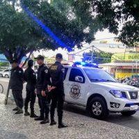 GCM de Delmiro Gouveia intensifica rondas nas escolas e no Centro da cidade