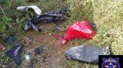 GCM de Girau do Ponciano desarticula desmanche de moto