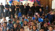 GCM de Delmiro Gouveia realiza ações em comemoração ao Dia das Crianças