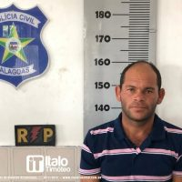 Ação conjunta com GCM de Delmiro Gouveia prende suspeito de esfaquear e matar irmão