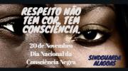20 de Novembro – Dia Nacional da Consciência Negra
