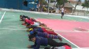 Projeto Guarda Ativa atrai público fiel com exercícios físicos