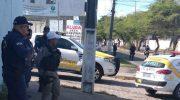 Guarda Municipal participa de simulado para situações de emergência