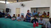 Sindguarda-AL prestigia posse do secretário de Segurança Urbana de São Miguel dos Campos