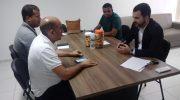 Reunião discute assuntos pertinentes à Guarda Municipal de Traipú